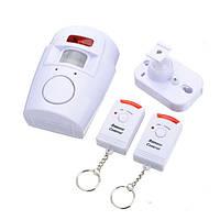 Сигнализация со встроенным датчиком и сиреной Sensor Alarm
