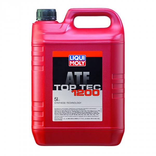 Масло для АКПП и гидроприводов - Top Tec ATF 1200   5 л., фото 2