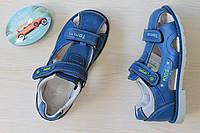 Подростковые ортопедические босоножки для мальчика тм Tom.m р. 34,35,37