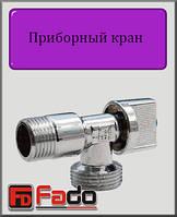 """Приборный кран Fado Classic 1/2""""х3/8"""" угловой"""