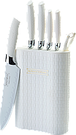 Набор кухонных ножей Royalty Line (Koch line) RL-6MSTW