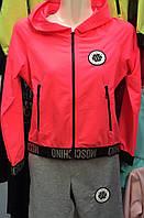 Детский спортивный костюм с емблемой 21340