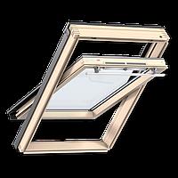 Мансардное окно GZR 3050 Ручка сверху Velux Велюкс OPTIMA линия  Стандарт