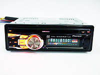 DVD Автомагнитола Pioneer 3218 магнитола USB+Sd съемная панель