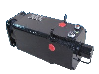 4MTB-C электродвигатель постоянного тока с тормозом для станка с ЧПУ