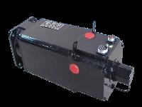 4MTB-CP электродвигатель постоянного тока с тормозом и резольвером для станка с ЧПУ