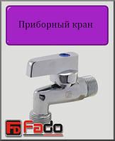 """Приборный кран усиленный Fado NEW 1/2""""х3/4"""" угловой"""