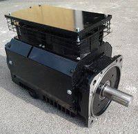 5MT-C электродвигатель постоянного тока с тормозом 47 Нм