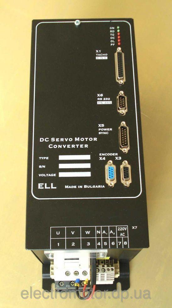 ELL 12020/400 цифровой тиристорный преобразователь (сервопривод)