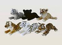 О категории мягкие игрушки тигры и львы