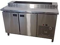 Саладетта - Стол холодильный для пиццы 2х дверный