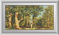 Картина из мозаики Dream Art Дубовая роща (DA-30355) 56 х 110 см