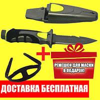 Подводный титановый нож BS Diver Fox