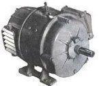 Электродвигатели постоянного тока П61 (11,0*1500)