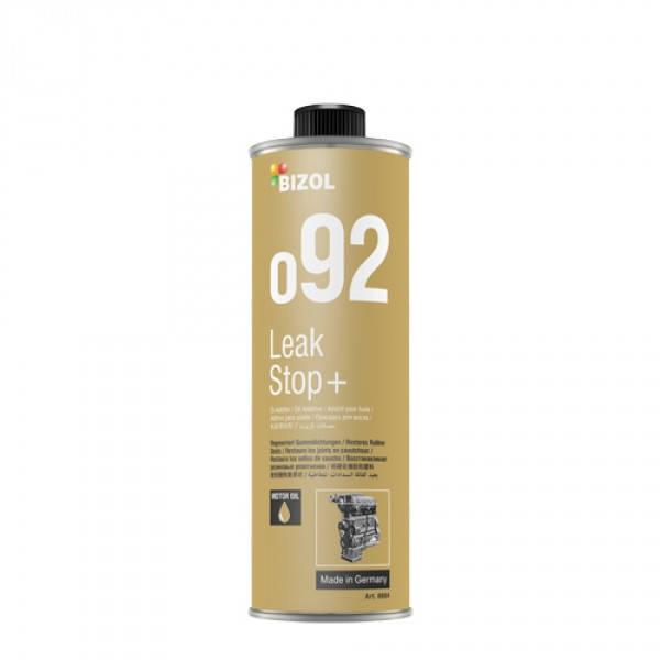 Присадка для устранения течи моторного масла - BIZOL Leak Stop+ o92 0,25л, фото 2