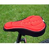 Силиконовая подушка для седла, фото 2