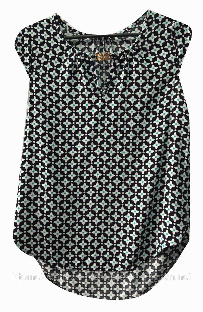Блуза женская принт (лето)