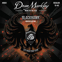 Струны DEAN MARKLEY 8001 BLACKHAWK COATED ELECTRIC REG (10-46)