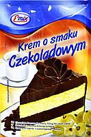 Крем десертный шоколадный Krem o smaku Czekoladowym Emix 100 h.