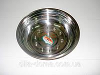 Миска из нержавеющей стали, диаметр 18 см