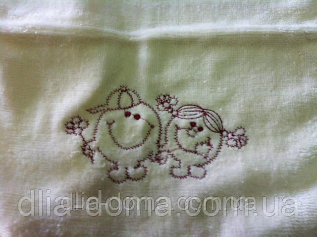 Полотенце для рук с детским рисунком  25*50 см