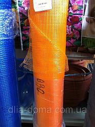 Сетка для строительных работ .5*5,120 гр., размер 1 м*50 м