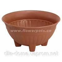 Плошка для цветов, диаметр 20,5 см,777