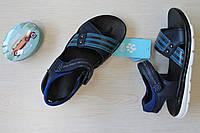 Подростковые кожаные сандалии для мальчика тм BiKi р. 36