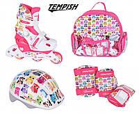 Tempish OWL Baby skate комплект роликовые коньки