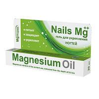 Гель для укрепления НОГТЕЙ «Nails Mg++» 20мл