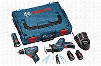 Набор инструментов Bosch 10,8 V-LI