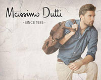Massimo Dutti Man осенняя коллекция 2017