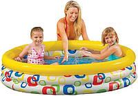 Надувной детский бассейн Intex 58439