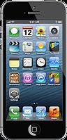 """Китайский iPhone 5 (X5), дисплей 4"""",Wi-Fi 2 SIM, FM-радио, Java. Черный"""
