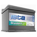 Аккумулятор автомобильный Ista 6СТ-60 AзE Standard, фото 3