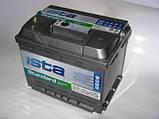 Аккумулятор автомобильный Ista 6СТ-60 AзE Standard, фото 4