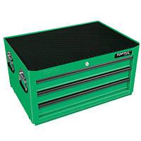 Ящик для инструмента 3секции под верстак TBAA0304 TOPTUL