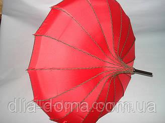 Зонты женские в китайском стиле Пагода
