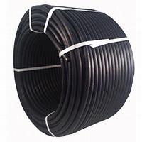 Труба полиэтиленовая водопроводная черная техническая D20 (100)