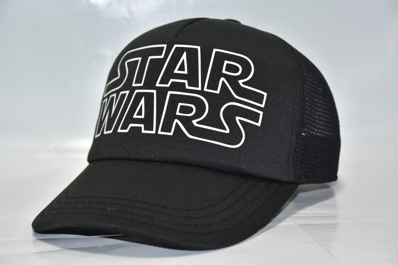 Кепка STAR WARS черная