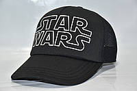 Кепка STAR WARS черная, фото 1