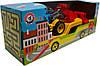 Игрущечная машинка Автовоз с трактором Технок (3916), фото 5