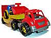 Игрущечная машинка Автовоз с трактором Технок (3916), фото 6