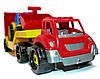 Игрущечная машинка Автовоз с трактором Технок (3916), фото 8