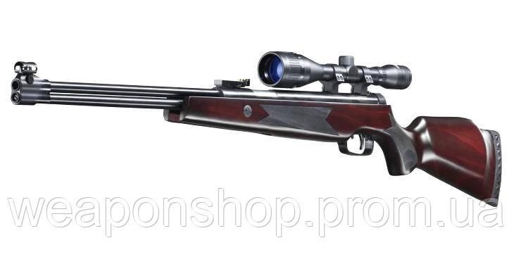 Винтовка пневматическая  Hammerli Hunter Force 900 Combo c газовой пружиной