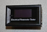 7in1 OLED Многофункциональный Тестер Напряжения текущий Время температура емкость метр электрические вольтметр