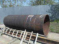 ПРОДАМ, Остатки труб Б/у : 1220мм. длина 3320мм. 820, длина 2320 мм , СТЕНКА И ТАМ И ТАМ 10 ММ