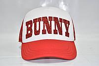Красная летняя кепка BANNY, фото 1