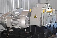 Вальцевый пресс Komkor PRESS ПБВ-23 для минеральных удобрений