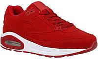 Мужские кроссовки 114A Adiadsy Air Max Red